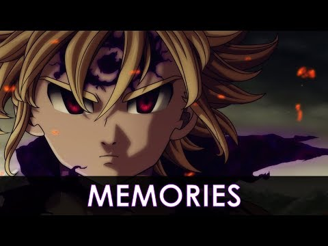 「AMV」Anime Mix- Memories