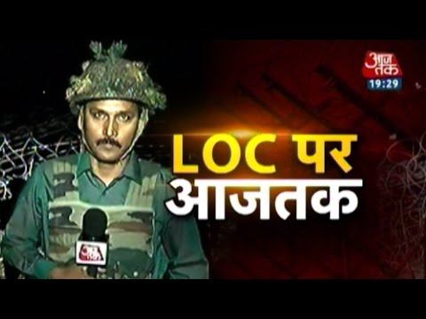 Straight from LoC: Aaj Tak team spends a day at Akhnoor forward post