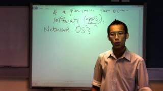 Network Operating Systems & Policies