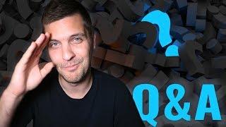 MILLAINEN JUMALA ON? KÄYTÄNKÖ PÄIHTEITÄ? | Q&A