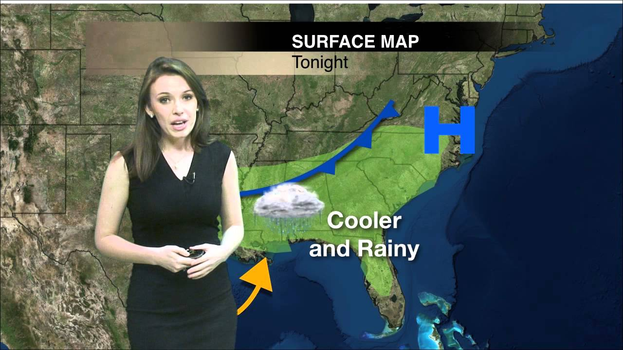 Weather with Molly McCollum on 4-15-15