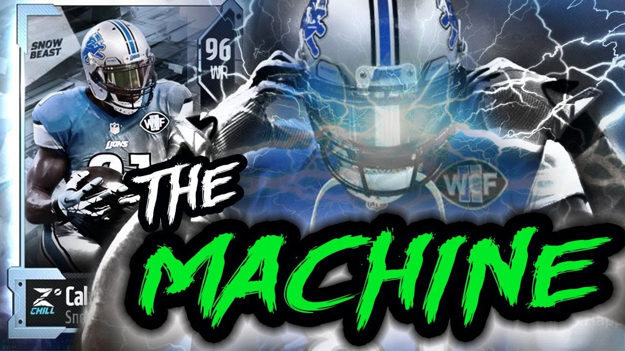 how to get calvin johnson in madden 18