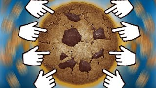 Beating COOKIE CLICKER in 2020