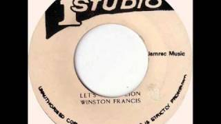 Winston Francis-Going to Zion