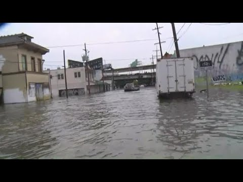 New Orleans flooding: 'It didn't even happen like this during Katrina'