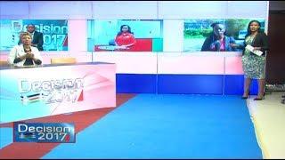 #Decision2017: All the post-election updates & local & international news with Victoria Rubadiri