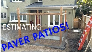 Gambar cover How To Estimate/Job Cost Paver Patios ($7,000 in 3 Days)