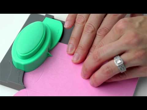 Pillow Box Punch Board by We R Memory Keepers