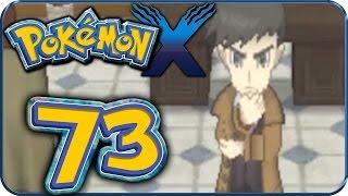Let's Play Pokémon X Part 73: Detektiv LeBelle in Illumina City!