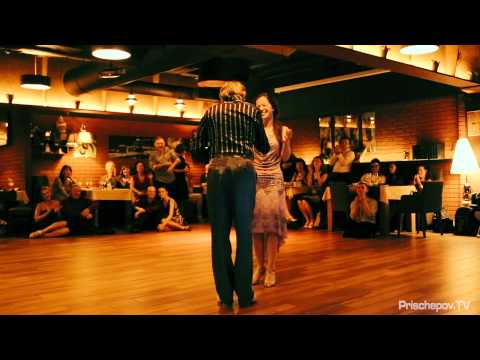 Flaco Dany In Moscow 2014, Prischepov TV - Tango Channel