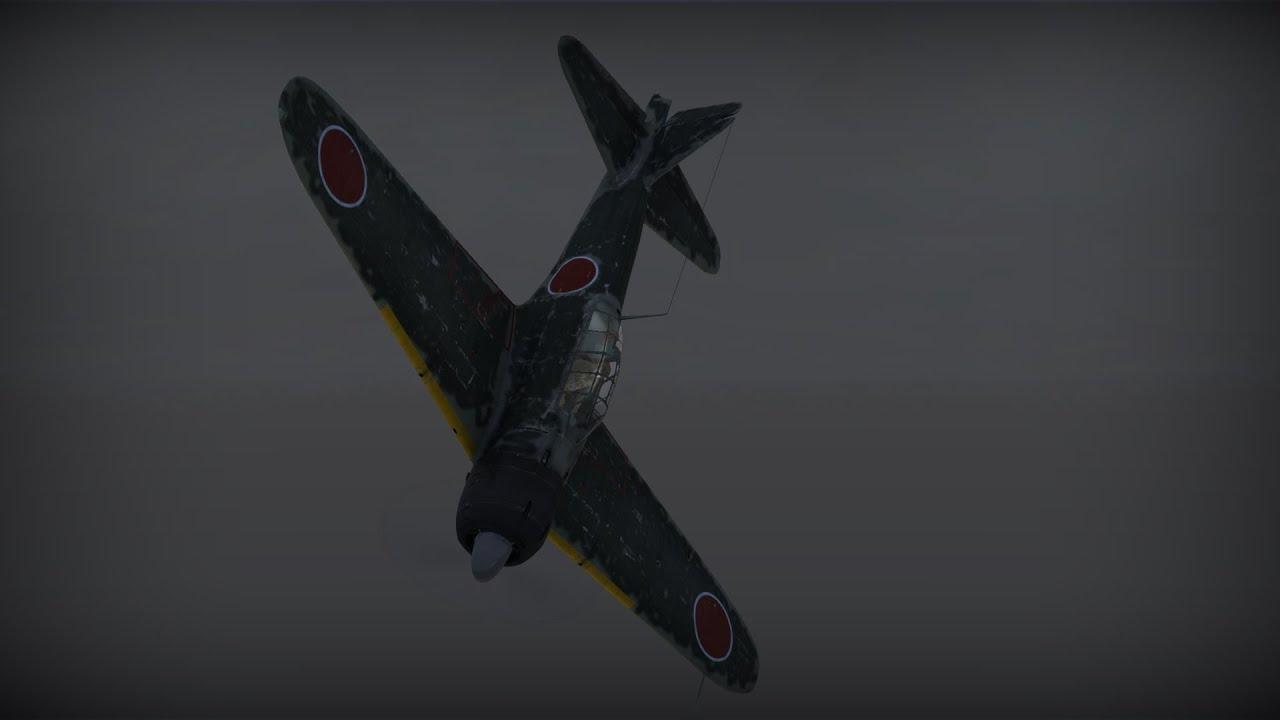 A6m3 War Thunder