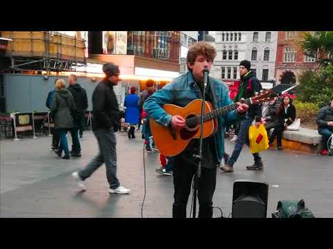 Andrew Duncan - Busking in London - Mend (Original)