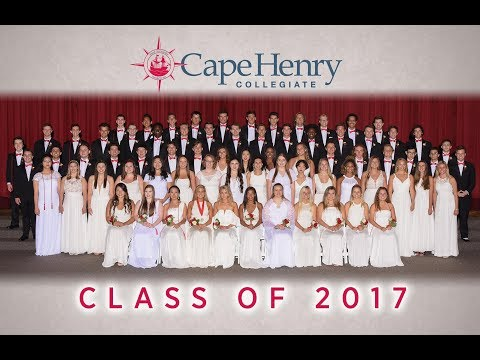 Cape Henry Collegiate 2017 Graduation