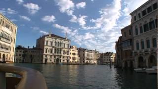 ITALIA /Venezia 191:Ca' Foscari by Vaporetto/ ベネチア:カ・フォスカリ