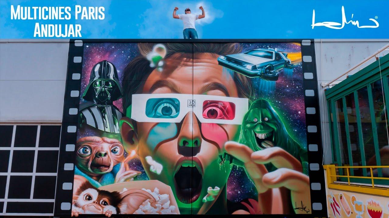 Belin Multicines Paris Andujar Youtube