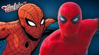 DAS passiert in SPIDER-MAN: HOMECOMING & SPIDEY!