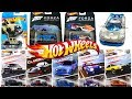 New Hot Wheels Forza Motorsport Cars, Land Rover, Koenigsegg And More