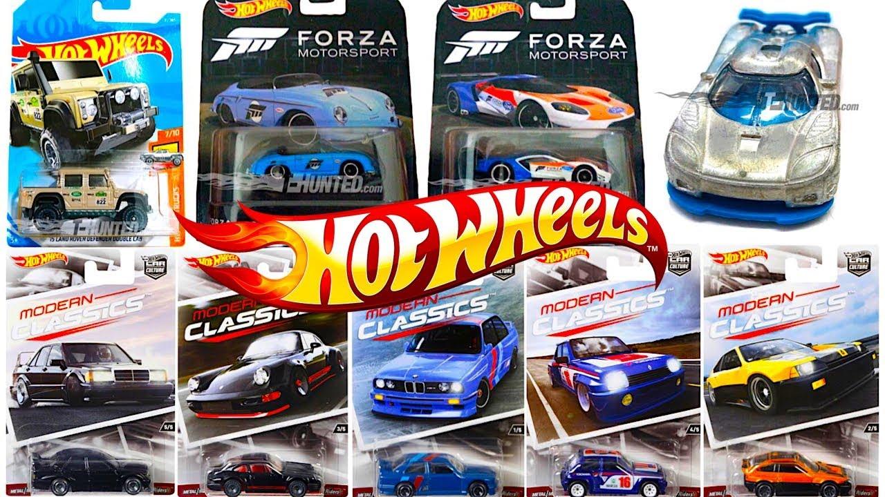 New Hot Wheels Forza Motorsport Cars Land Rover