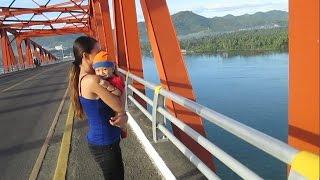 San Juanico Bridge    Samar-Tacloban City Leyte