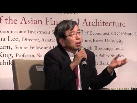 [Lecture] Asian Economic Outlook and the Role of ADB