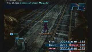 Final Fantasy XII - How To Get Deathbringer Early