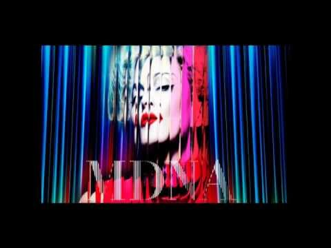 MDNA (S.N.E) Give Me All Your Luvin' (Oliver Twizt Remix)