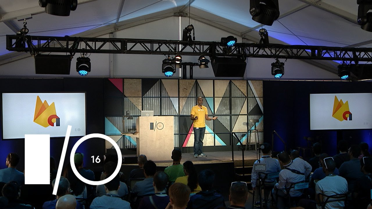 Firebase For Games Google I O 2016 Youtube