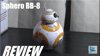 REVIEW: Sphero BB-8 Droid - Smart Robotic Ball (Bluetooth)