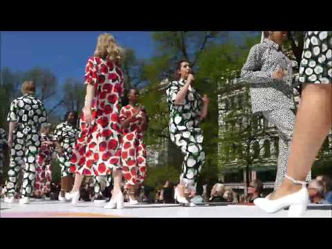 MARIMEKKO SPRING SUMMER FASHION SHOW 2019 Helsinki