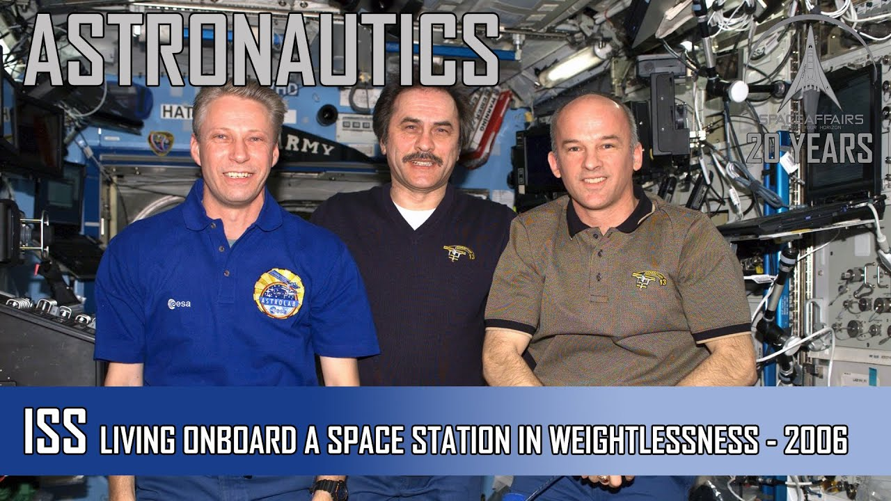 International Space Station - Fun In Space ISS Expedition ...