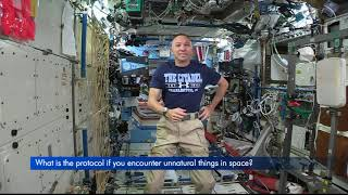 Space Station Commander Talks to South Carolina Students