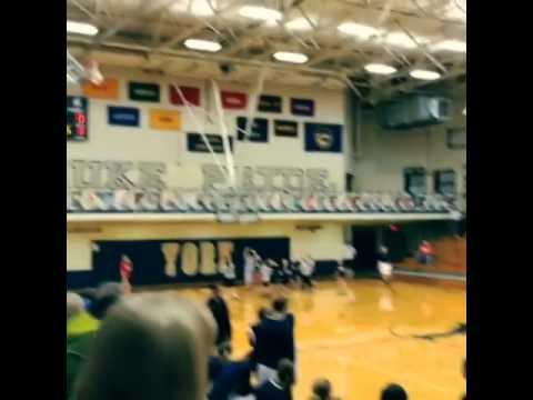 Logan Duke Hoops Shot