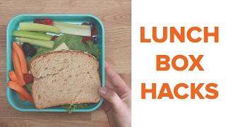 5 Lunch Box Hacks