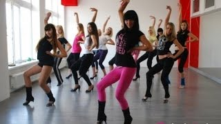 Научится танцевать клубные танцы видео