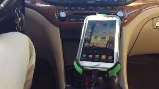 Universal Car Mount With USB Charger Review