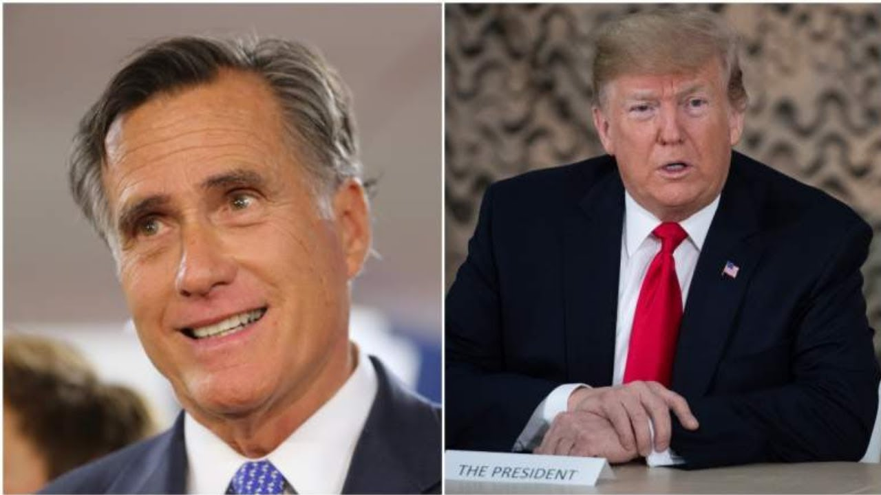 Mitt Romney's REFUSAL to Endorse Will Only HELP Trump in 2020!!!