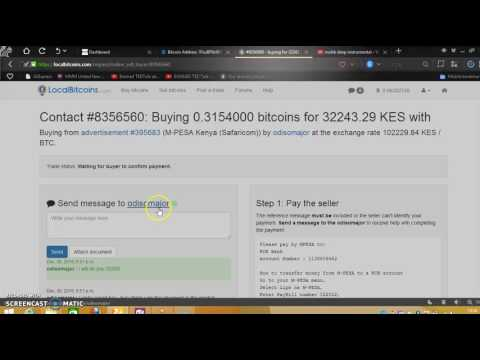 How To Buy AND SELL BITCOINS IN KENYA