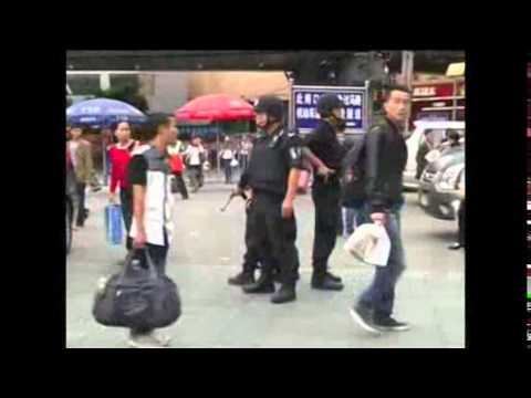 Knife Attack in China Injures 6