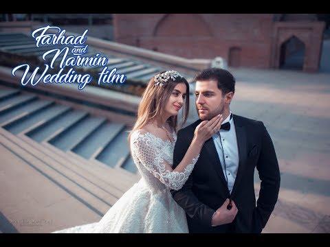Farhad \u0026 Narmin Wedding film || Beyonce - Halo
