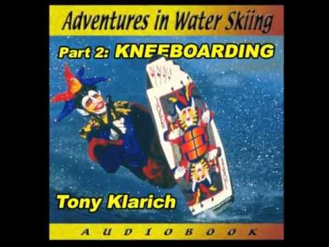1972 kneeboarding knee ski mike murphy jump ramp 360