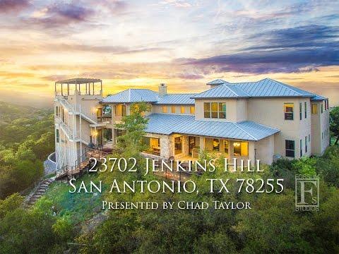 23702 Jenkins Hill, San Antonio, TX 78255