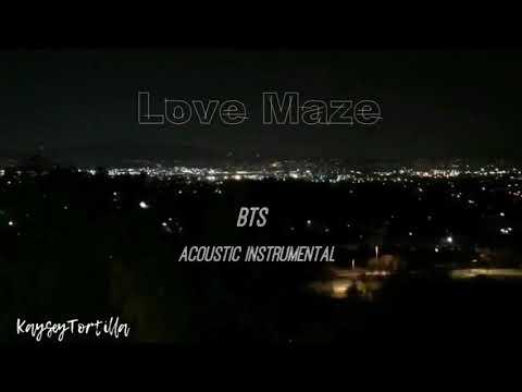 Love Maze - BTS (Acoustic Instrumental)