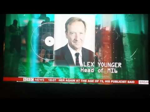"MI6 Chief Alex Younger - ISIS ""Unprecedented"" Threat to UK and World on 8 December 2016."