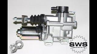установка и настройка актуатора сцепления Toyota Corolla, Auris