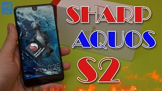 видео Sharp Aquos S2 – отличный безрамочный смартфон