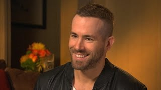 Ryan Reynolds | Funny Moments