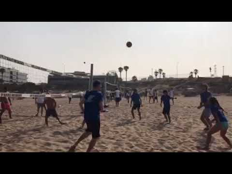 Aerospace Games 2018 - Northrop Grumman Volleyball