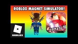 Lukely's roblox magnet simulator update 19 stream
