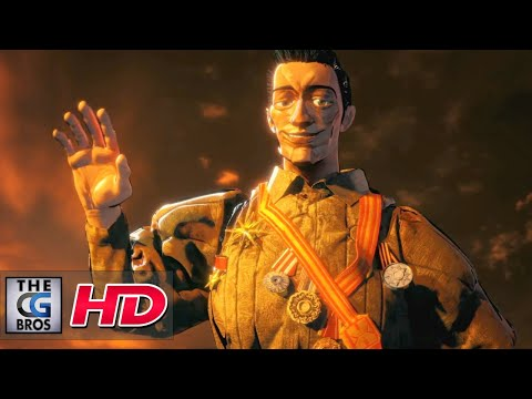 "CGI 3D Animated Short: ""No Where Man"" - by Team No Where Man | TheCGBros"