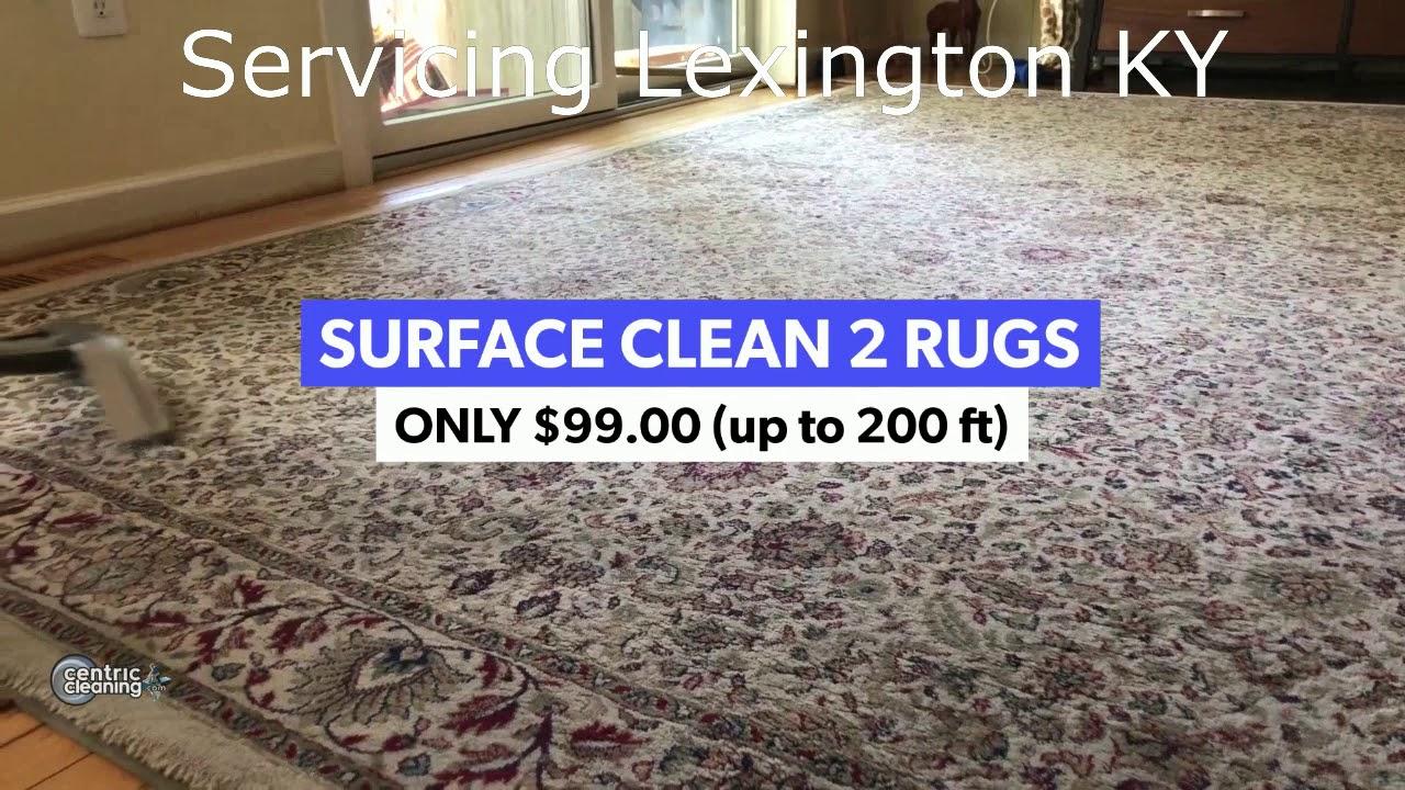 Rug Cleaning Lexington KY - Oriental